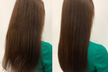 カット+髪質改善トリートメント