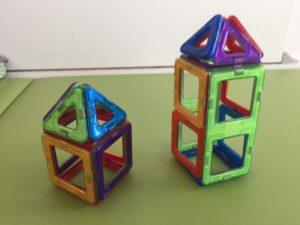 磁石のおもちゃ 基本編