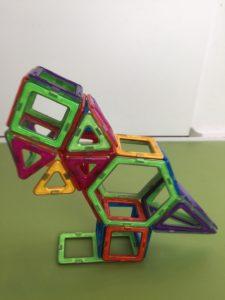 磁石のおもちゃ 恐竜