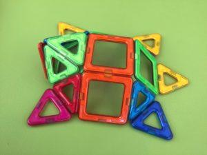 磁石のおもちゃ 亀