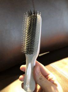 秋冬でも活躍する頭皮歯ブラシ