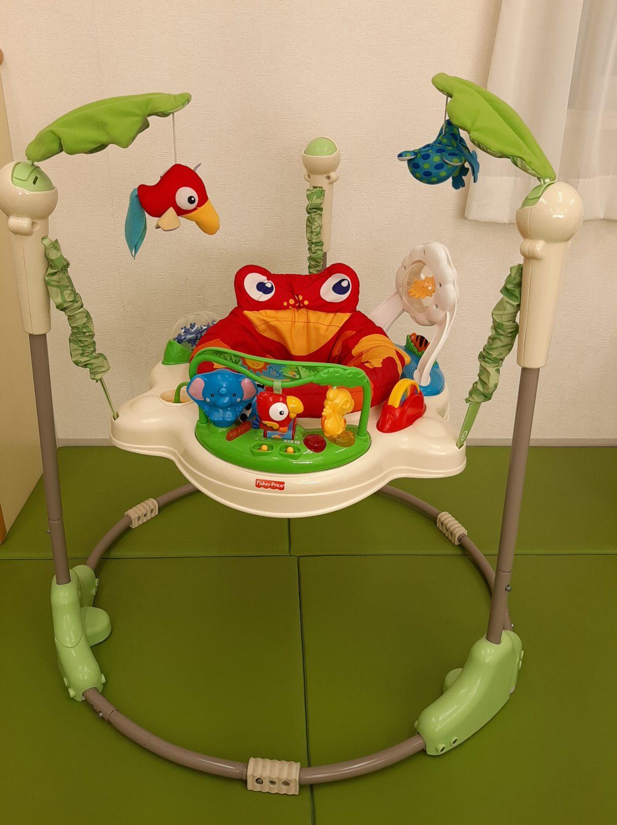 赤ちゃん向けの玩具