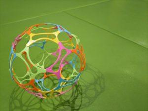 Wammy 作品例「ボール」
