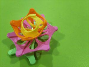 Wammy 作品例「花」
