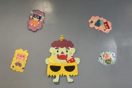 reton(リトン) kids roomの節分イベント
